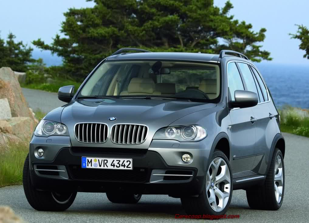 exclusive 2007 bmw x5 official photos info carscoops. Black Bedroom Furniture Sets. Home Design Ideas