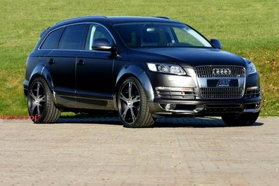 Abt As7 R German Tuner Supercharger S Audi S Q7 Boosting Power To 500hp Carscoops