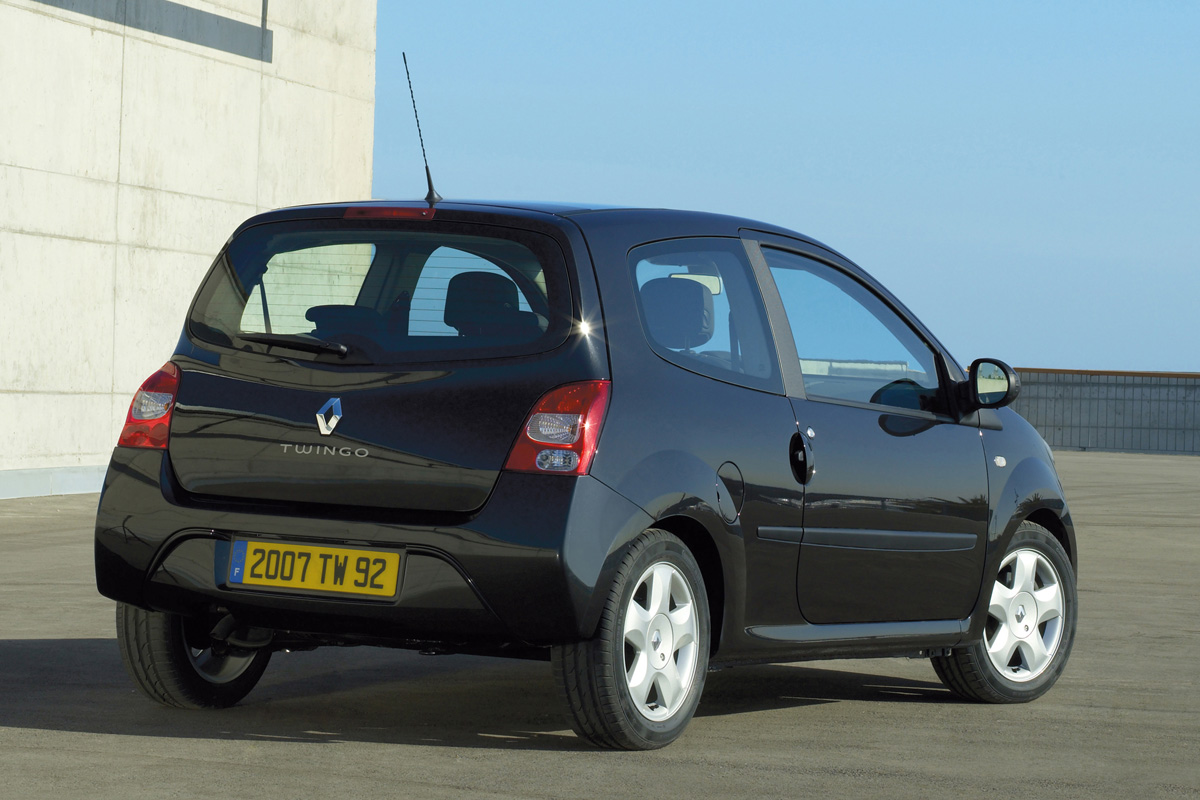 Geneva Auto Sales >> 2008 Renault Twingo II: Premature... Geneva Birth | Carscoops