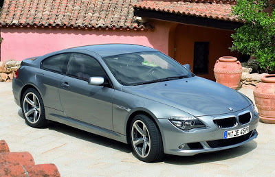 2008 BMW 6 Series Coupe & Cabriolet Facelift - New 635d With 286Hp ...