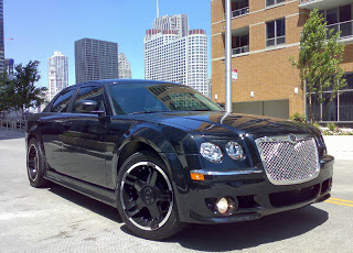 Chrysler 300 bentley conversion