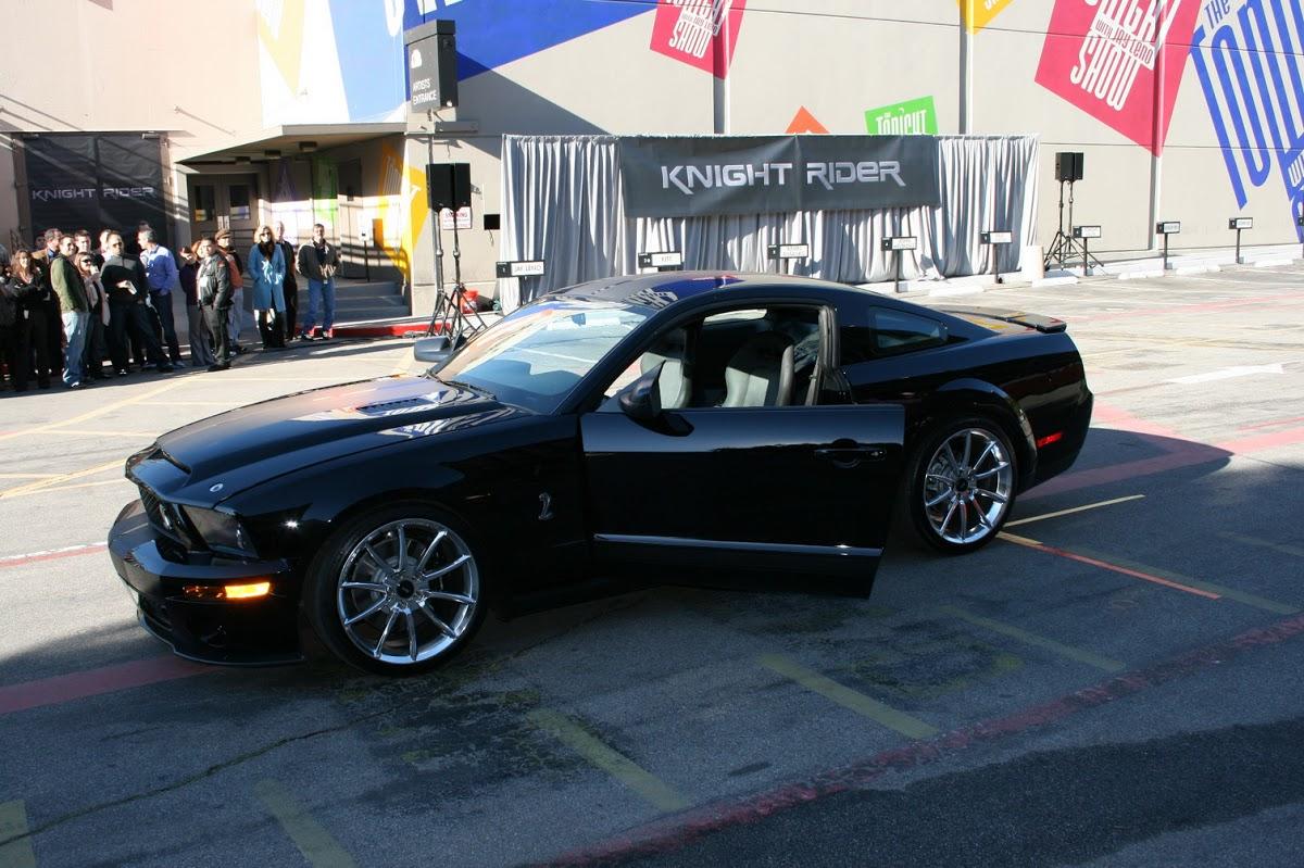 Knight Rider 2008 Auto