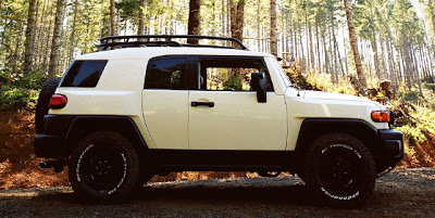 Toyota FJ Cruiser Trail Teams Special Edition On Sale