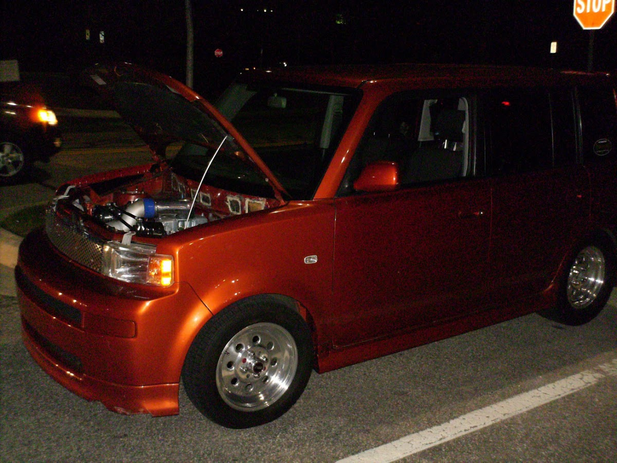 RWD Scion xB With 450 HP Chevy V8 Engine! | Carscoops