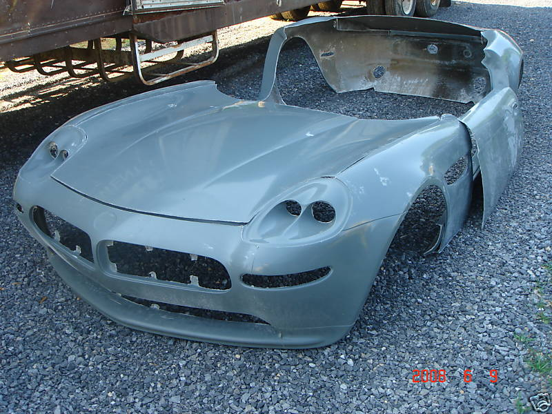 Bmw Z8 Replica Kit Using A Bmw Z4 Roadster As A Base Carscoops