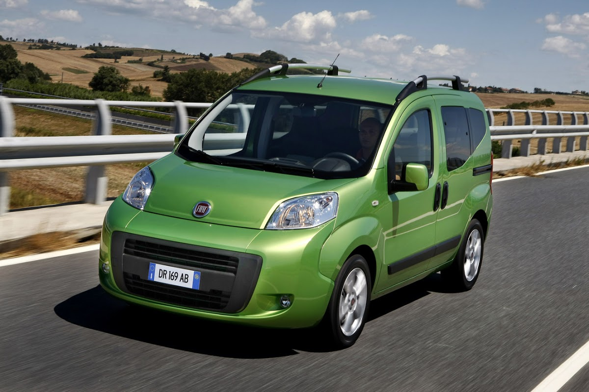 fiat qubo mpv updated image gallery carscoops. Black Bedroom Furniture Sets. Home Design Ideas