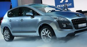 Peugeot Prologue 3008 Crossover Concept