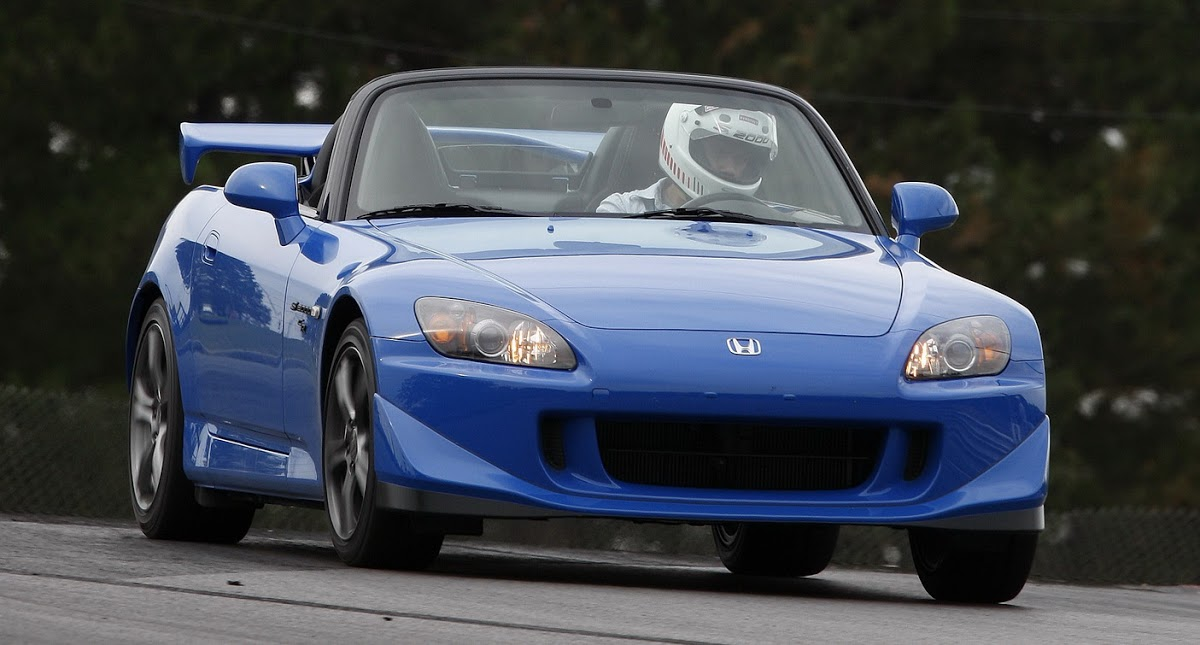 Honda to end S2000 Production in 2009, No Replacement