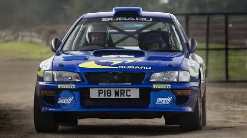 First Subaru Impreza World Rally Car Up For Sale By Prodrive Carscoops