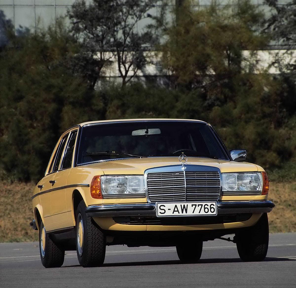Mercedes-Benz Young-Classics Store: Buy Or Rent 1970-1990