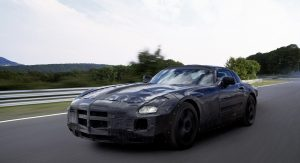 2010 Mercedes-Benz SLS AMG Gullwing Carscoop