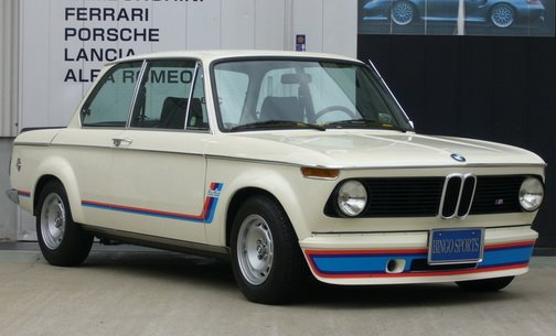 Classic Find Bmw 2002 Turbo With Only 20k Miles Carscoops