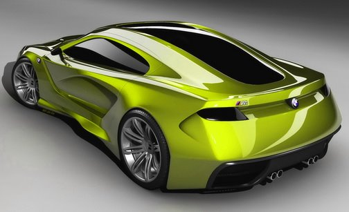 Nice Official: BMW To Unveil Green Sports Car Concept At Frankfurt Motor Show