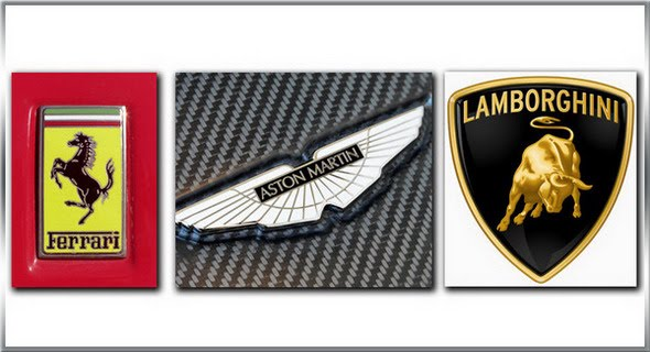 Ferrari Voted World S Most Iconic Sports Car Badge In Mph Poll