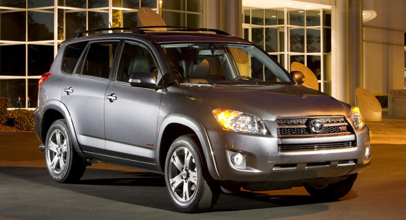 2010 Toyota Rav 4 Introduces New Features And Sport Appearance Package For 4 Cylinder Models