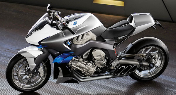 Bmw 6 cylinder motorcycle