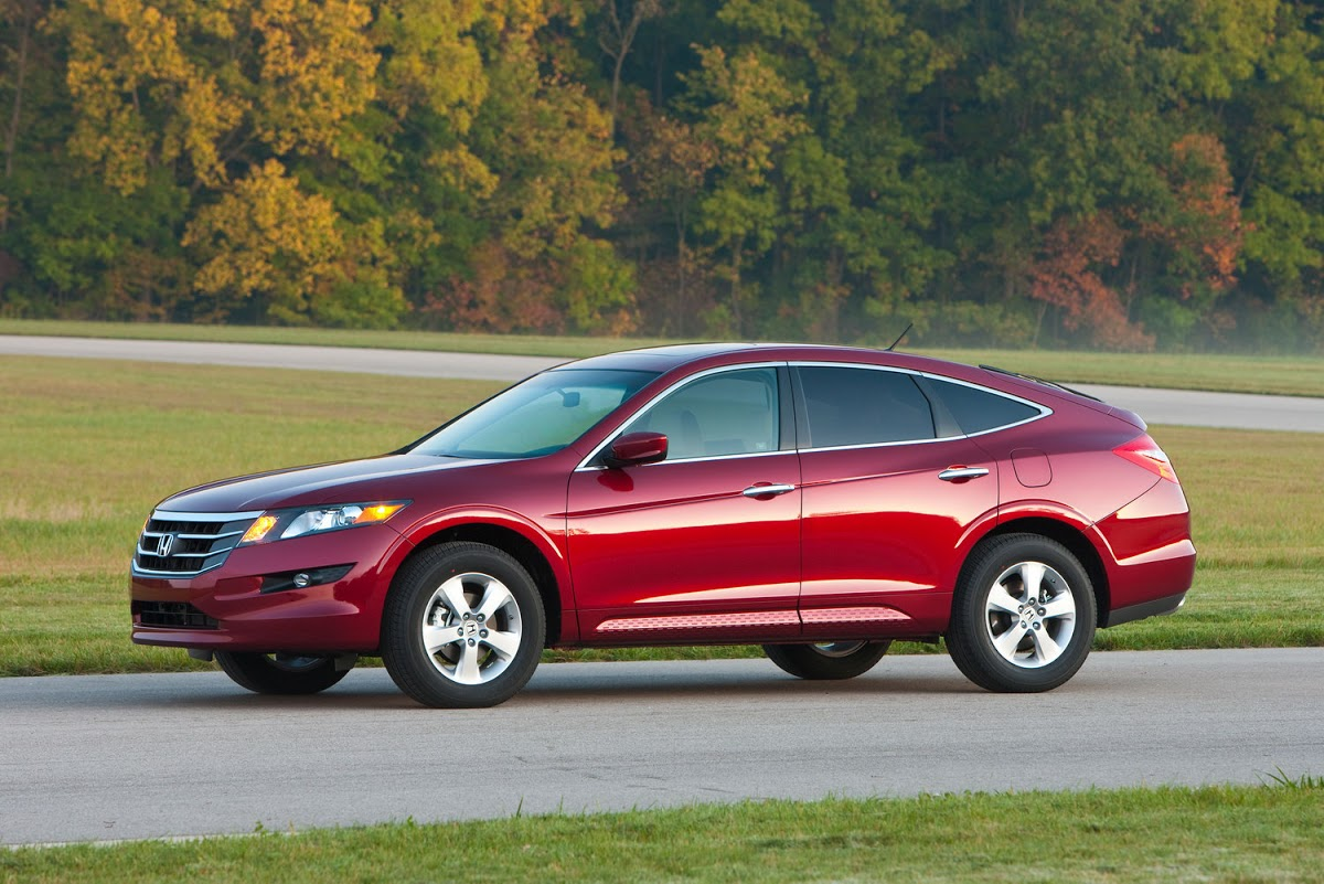 2010 Honda Accord Crosstour Prices And Mega Gallery With