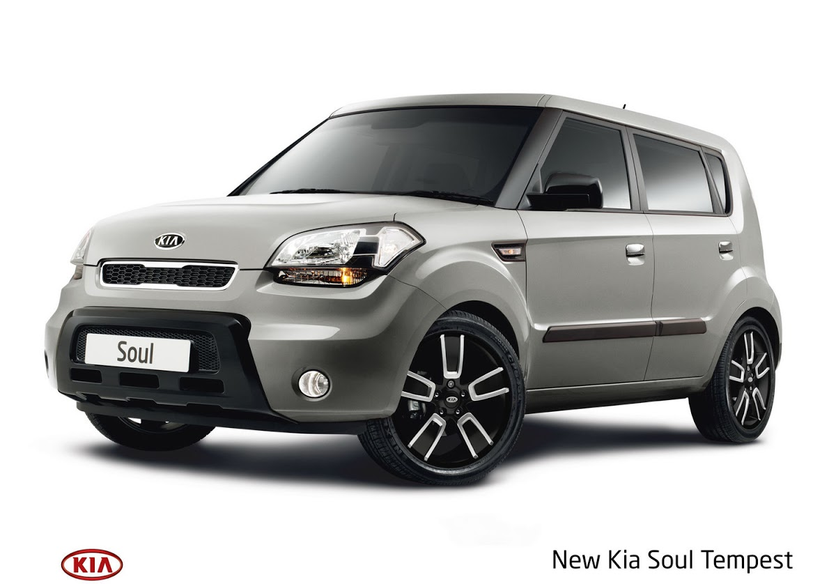 kia tries to tempt uk buyers with new limited edition soul