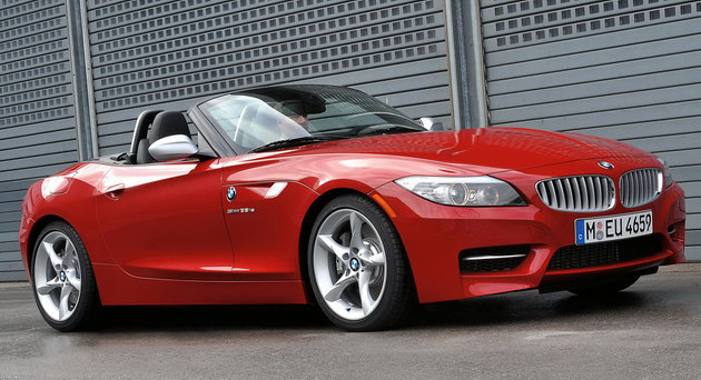 New Bmw Z4 Sdrive35is With 340hp And M Sports Package Is
