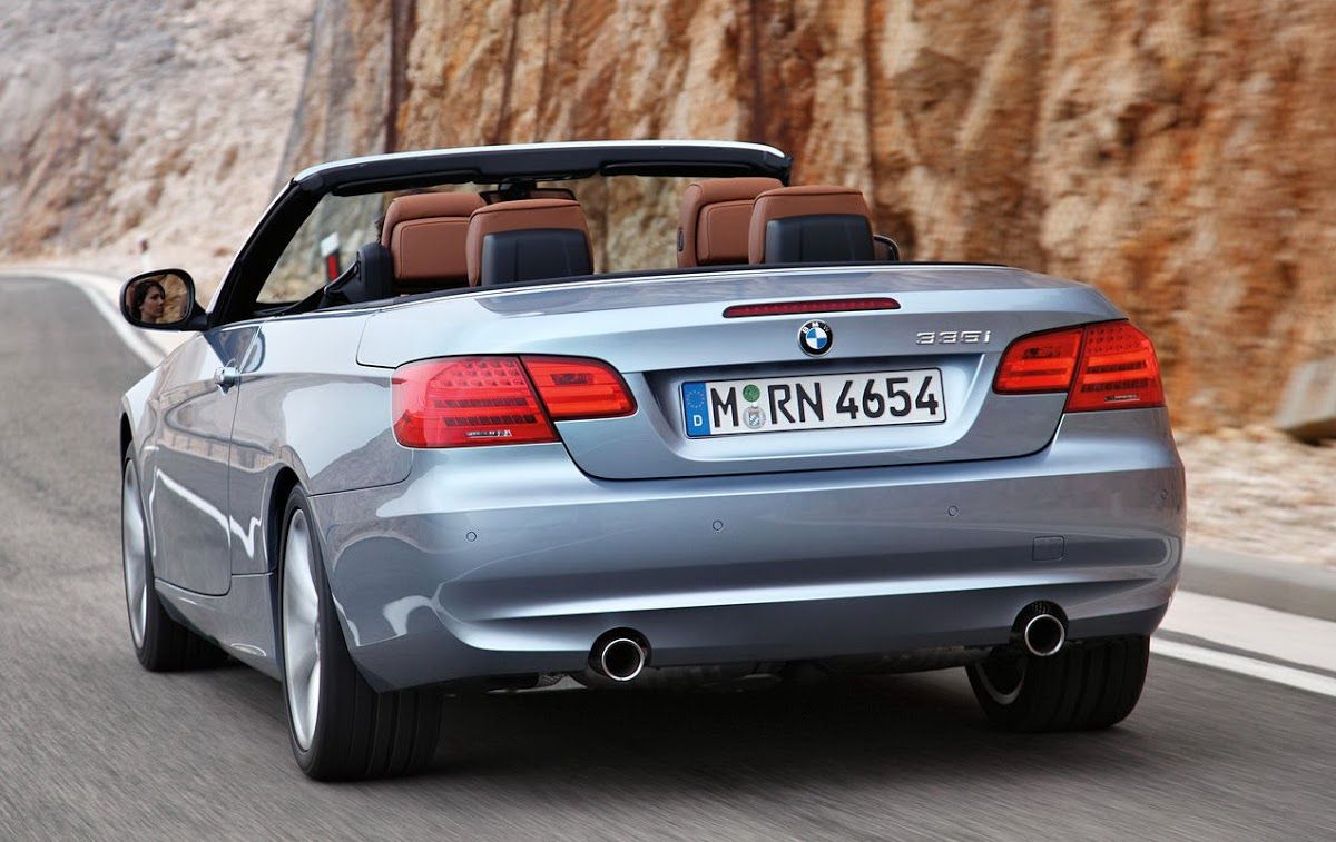 2011 bmw 3 series coupe and convertible facelift. Black Bedroom Furniture Sets. Home Design Ideas