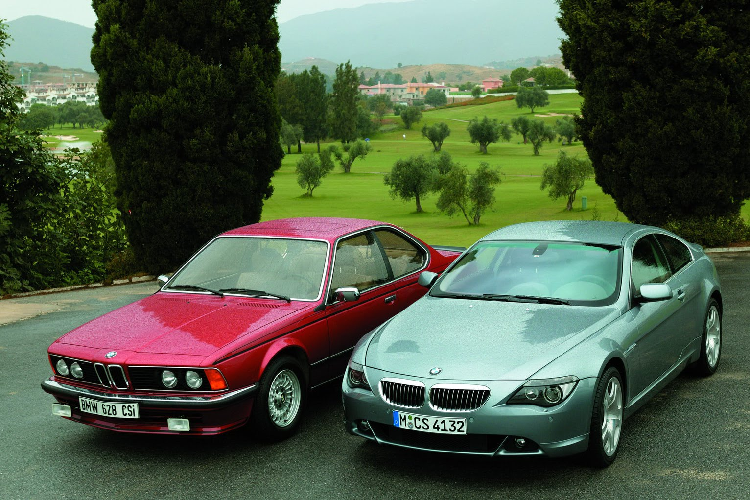 Beautiful BMW 6 SERIES COUPE AND CONVERTIBLE