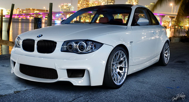 2011 BMW 1-Series M Coupe Realistically Rendered | Carscoops