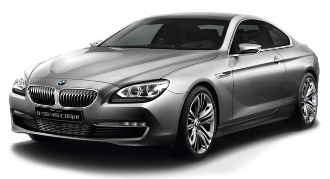 My Two Dents on the New BMW 6-Series Coupe Concept | Carscoops