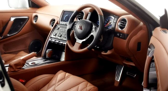 2011 Nissan GT-R EGOIST: Special Edition Caters to Luxury Seekers ...