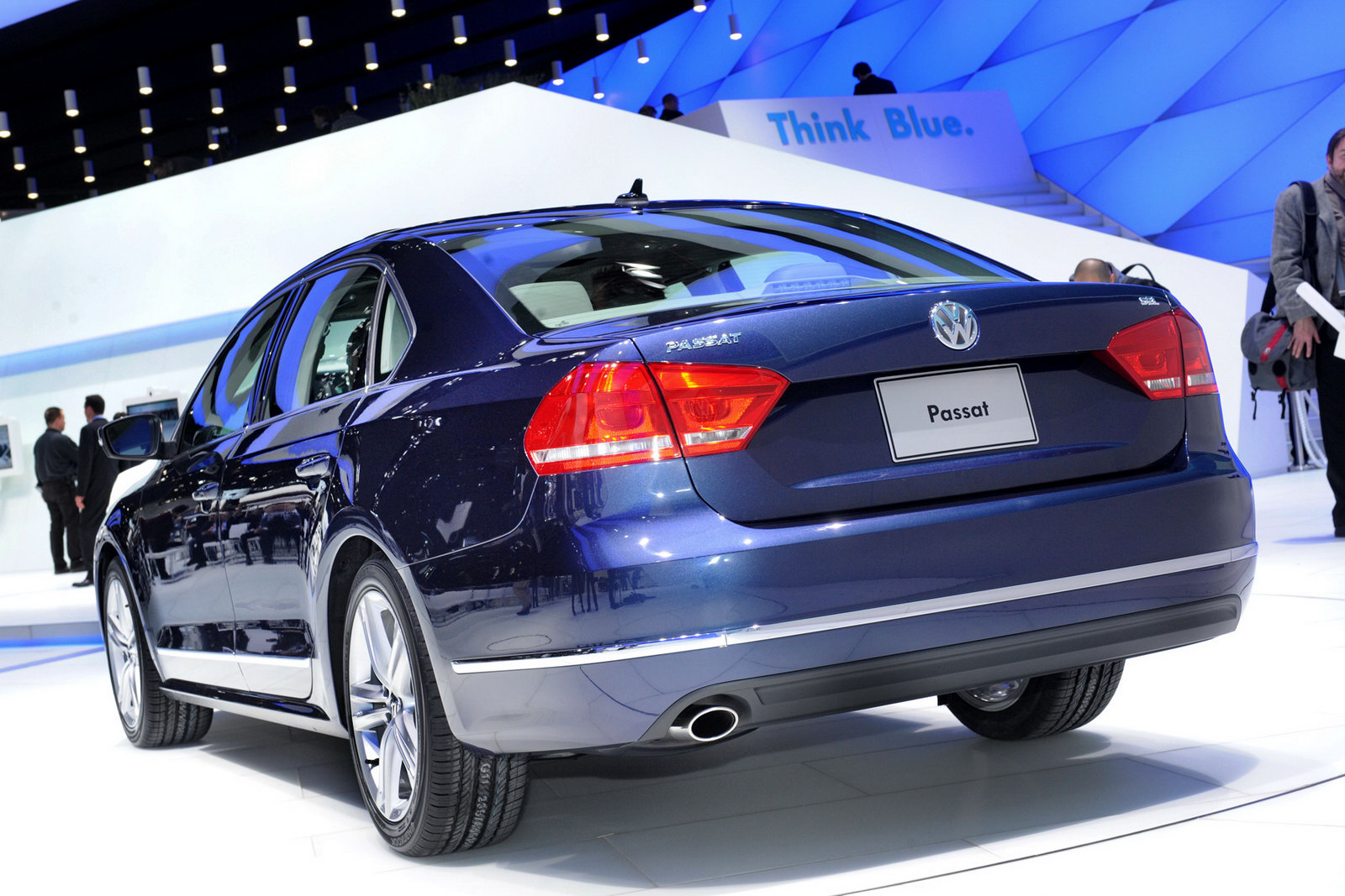 2012 Volkswagen Passat Live Photos From Naias Plus Driving Footage Fuse Box Diagram While The Design May Not Be Engaging Cars Lower Sticker Prices Will Certainly Attract More Buyers As New Start Around 20000 Or