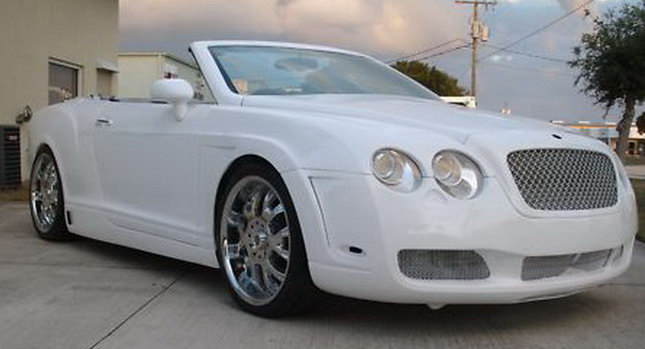 Chrysler looks like bentley