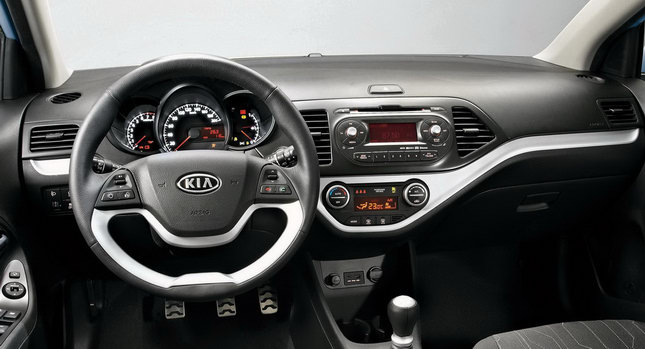 Kia Details Engine Range and Releases First Interior Photo of New ...