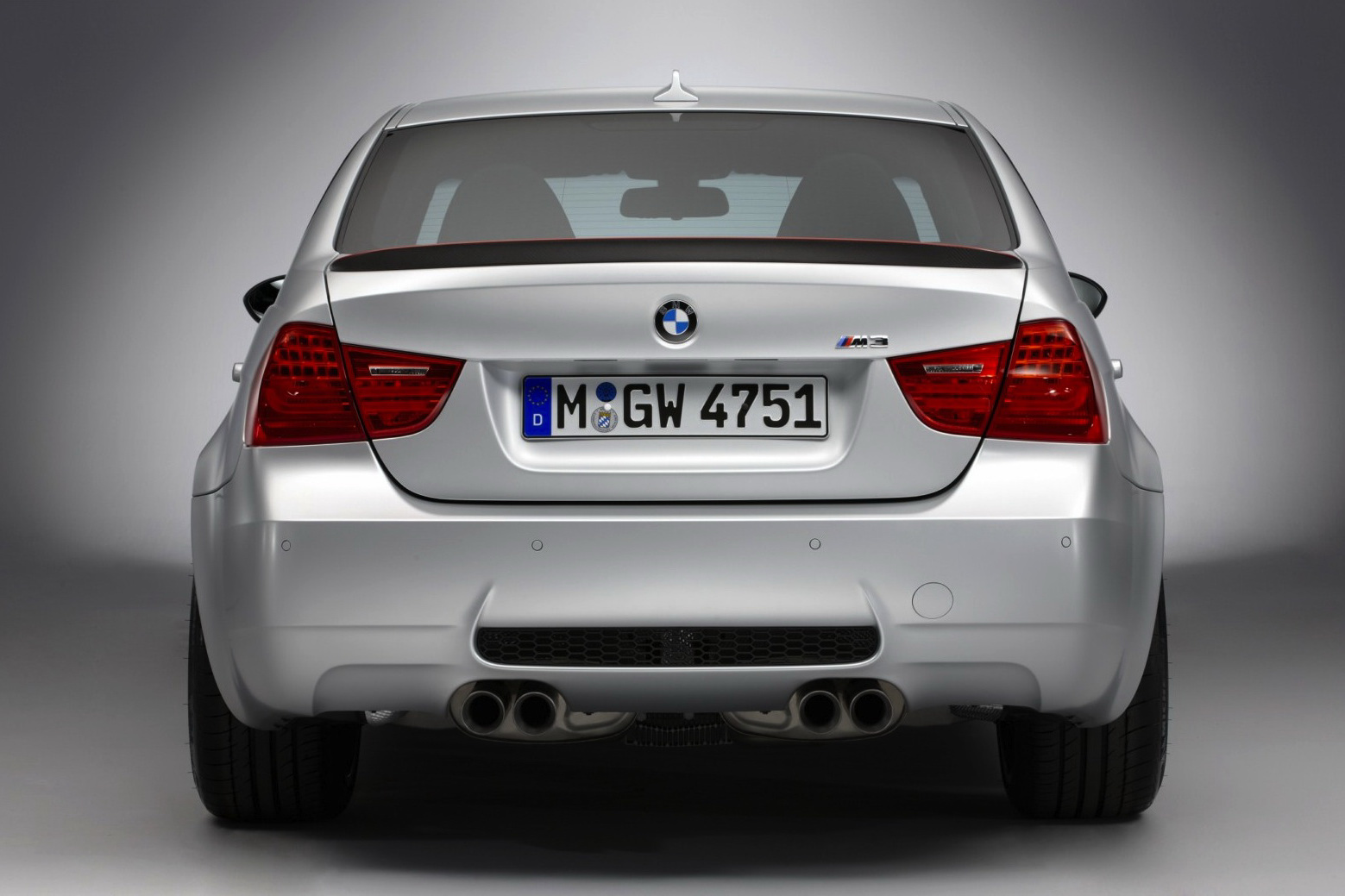 BMW Launches Lighter and More Powerful New M3 CRT Special, Limited ...