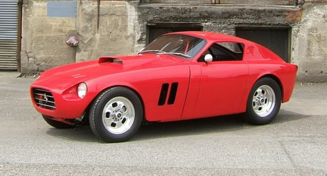 It Came From Ebay Hell Triumph Tr3 With An Italian Body And An