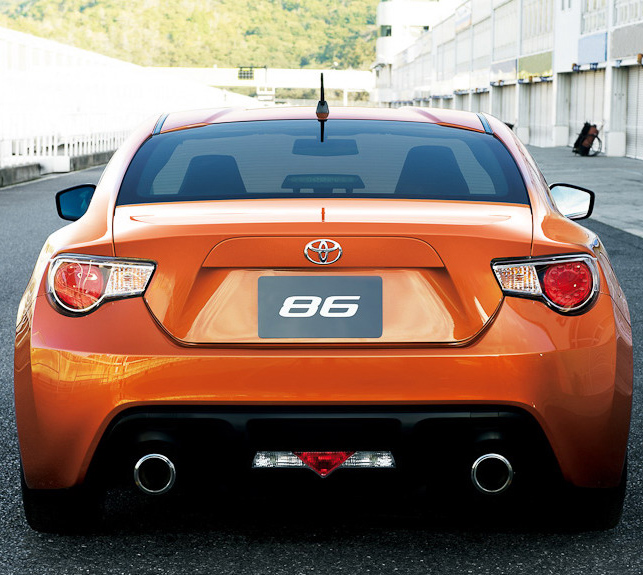 New Toyota GT 86 Sports Coupe With 2.0 Liter Engine Officially Revealed In  Production Guise [Updated]