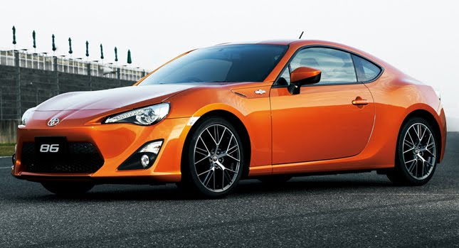 Lovely New Toyota GT 86 Sports Coupe With 2.0 Liter Engine Officially Revealed In  Production Guise [Updated] | Carscoops