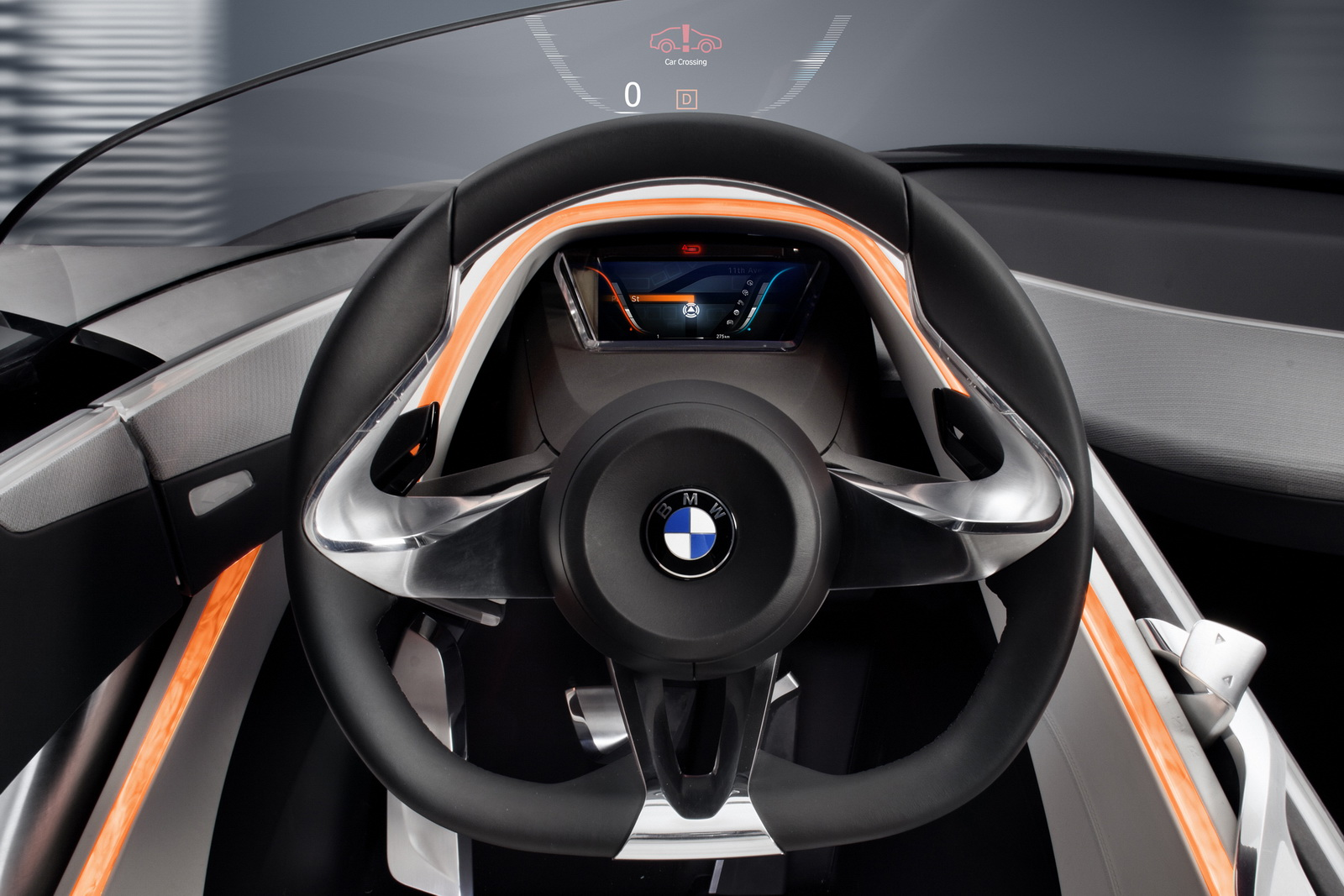 Bmw S Colorful Head Up Display Technology Carscoops
