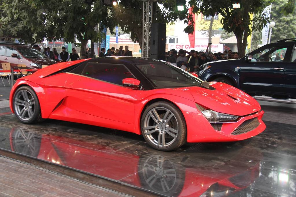 Dc Design Avanti Is India S First Sports Car Will Enter