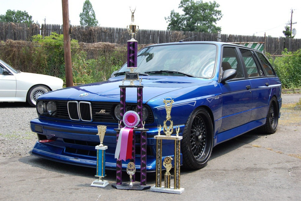 Custom Built E30 Bmw M3 Touring With E36 M3 S Straight Six