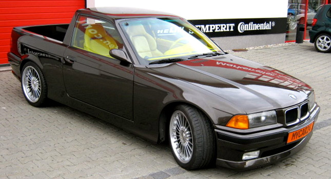 Bmw M3 E36 Converted To A Pickup Truck Is It A Stud Or A Dud