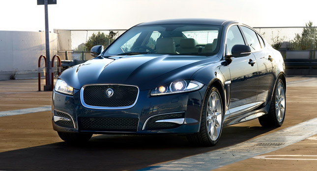 Jaguar Confirms Cylinder Turbo And Supercharged V Engines For - 4 cylinder jaguar