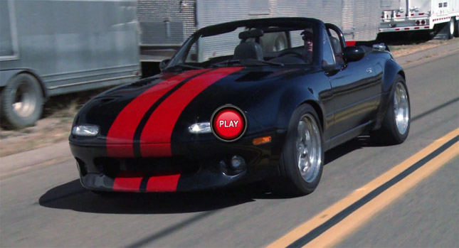 Monster Miata, the Makers of the V8-Powered MX-5, Revisited