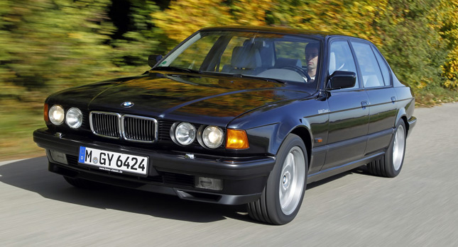 Stormbringer BMW Celebrates Years Of Cylinder Engines - Bmw 25