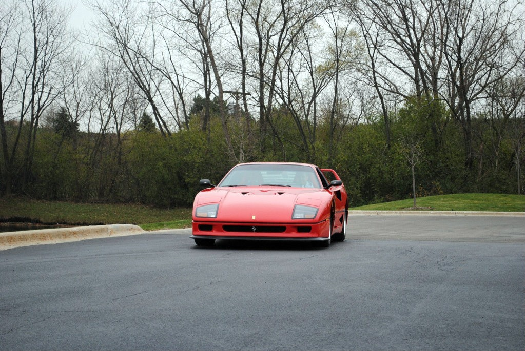 What Do You Think Of This Ferrari F40 Replica Carscoops