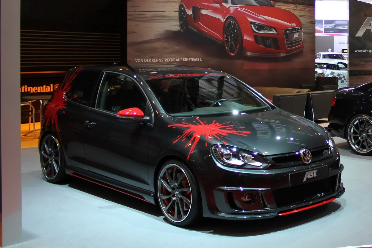 Abt Bids Farewell To Vw Golf Gti Mk6 With Last Edition