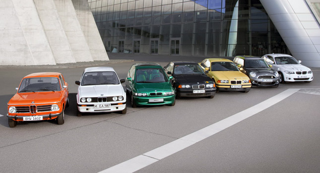 A Brief Look At Bmw S All Electric Cars From The 1970s To Today