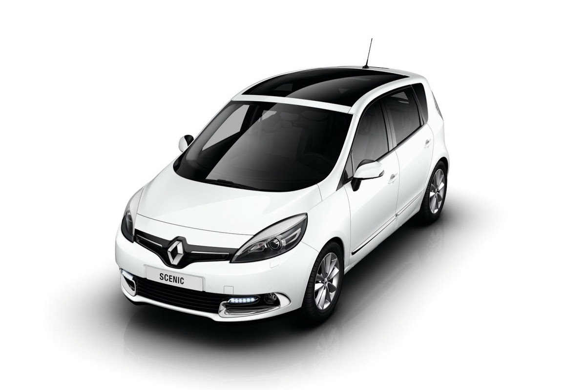 Renault Scenic And Grand Scenic Mpvs Receive Second