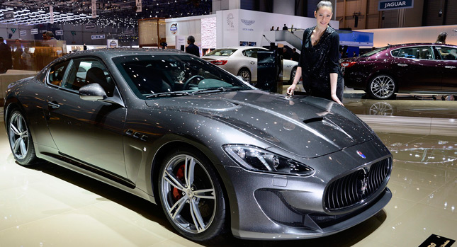 Maserati's New 4-Seater GT MC Stradale and Quattroporte Are an ...