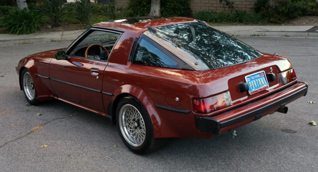 eBay Find: 1980 Mazda RX-7 GS | Carscoops