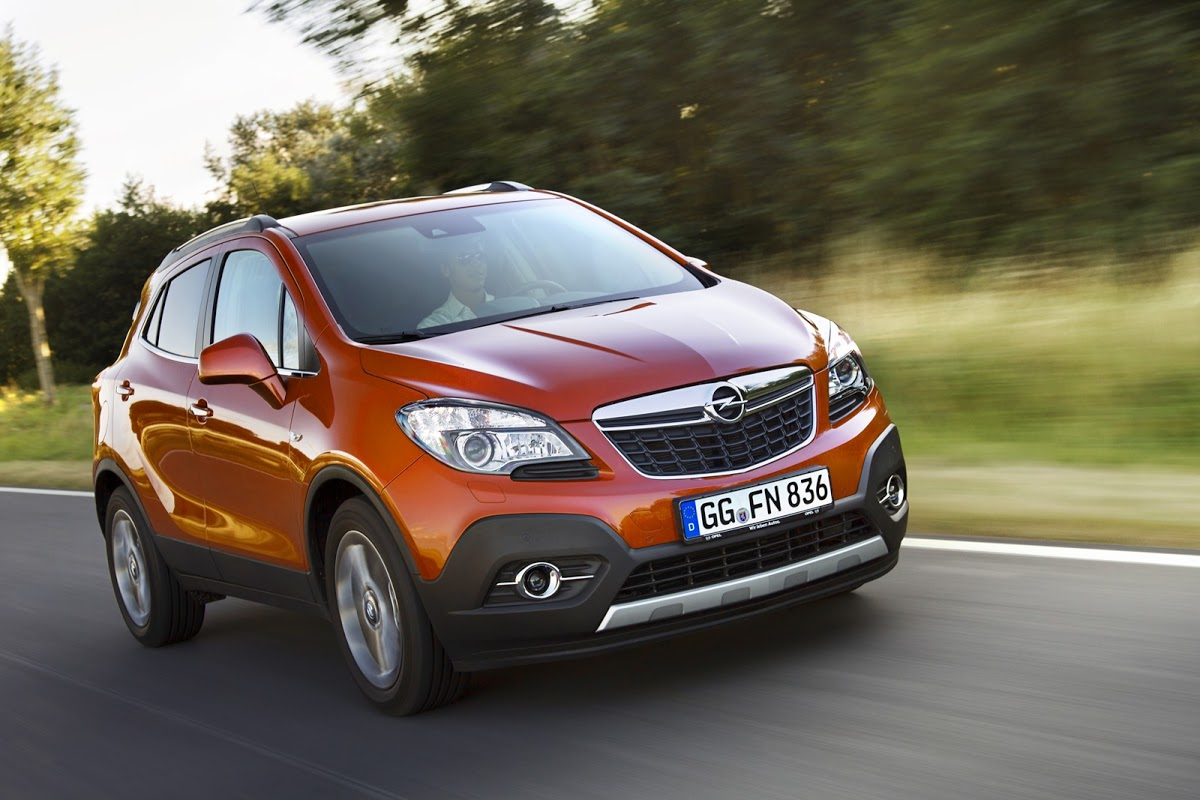 opel mokka racks up 100 000 orders 1 4 liter turbo petrol now available with fwd carscoops. Black Bedroom Furniture Sets. Home Design Ideas