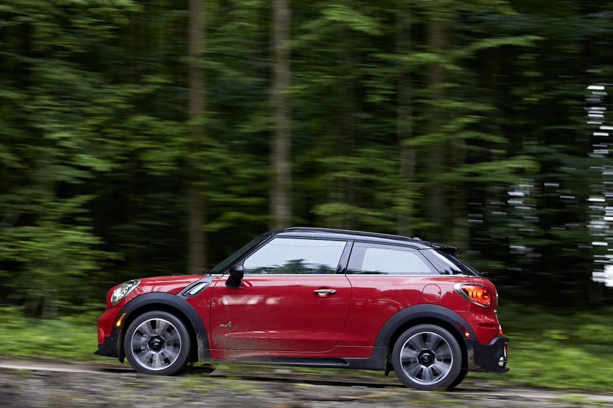mini countryman and paceman get new john cooper works customization options